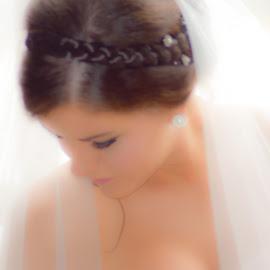 Bride by Selene Andreasen - Wedding Bride