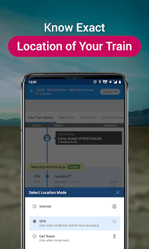 RailYatri - Live Train Status, PNR Status, Tickets screenshot 4
