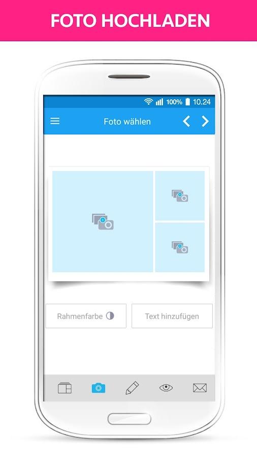 Postkarten App Android