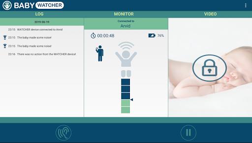 Baby Monitor - Babywatcher 0.5.7 screenshots 9