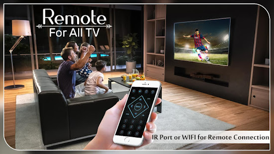 App Remote Control for TV : Universal Remote Control APK for Windows Phone
