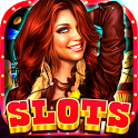 Huge spin casino slots icon