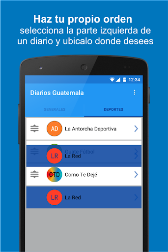 Diarios Guatemala 玩新聞App免費 玩APPs