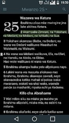 Biblia Takatifu – Swahili Bible APK Download – Free Books & Reference APP for Android 6