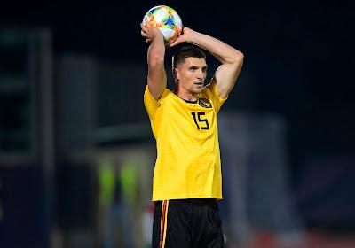 Amicaux : débuts réussis pour Thomas Meunier avec Dortmund, auteur d'un assist