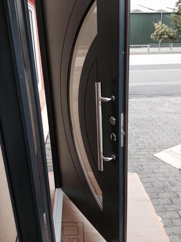 Eingangstür Anthrazit nr 3 designer wohnungstüren haustür türen moderne tür eingangstür