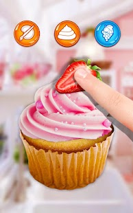 Strawberry Short Cake Maker!- screenshot thumbnail