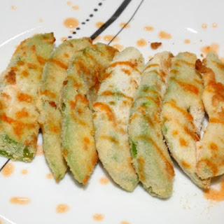 Keto Pepper Avocado Fries Recipe