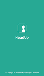 HeadUp - Protect your neck! Screenshot