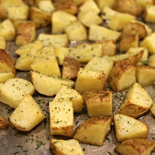 Roasted Golden Potatoes Recipes