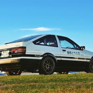 スプリンタートレノ AE86 AE86 GT-APEX 58年式のカスタム事例画像 lemoned_ae86さんの2020年06月15日17:05の投稿