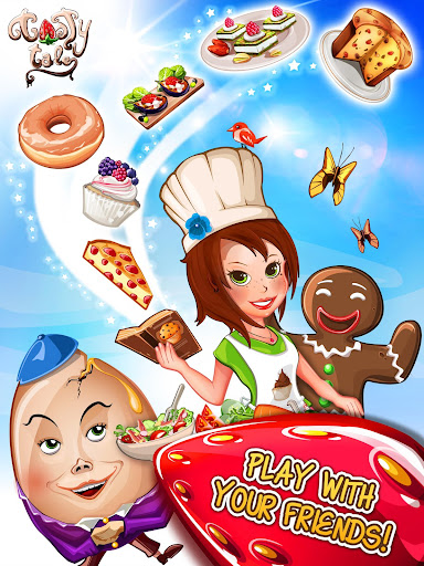Tasty Tale: puzzle cooking game apkpoly screenshots 13