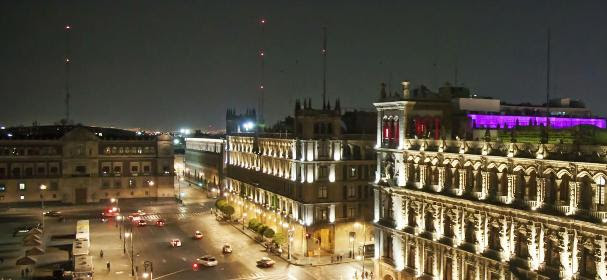 Centro Histórico da Cidade do México