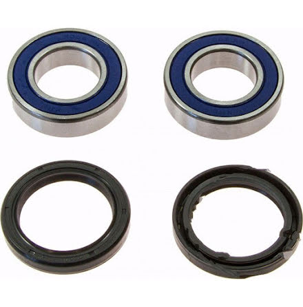 Wheel bearing set complete with spacers BMW K75 K100 R80 R100