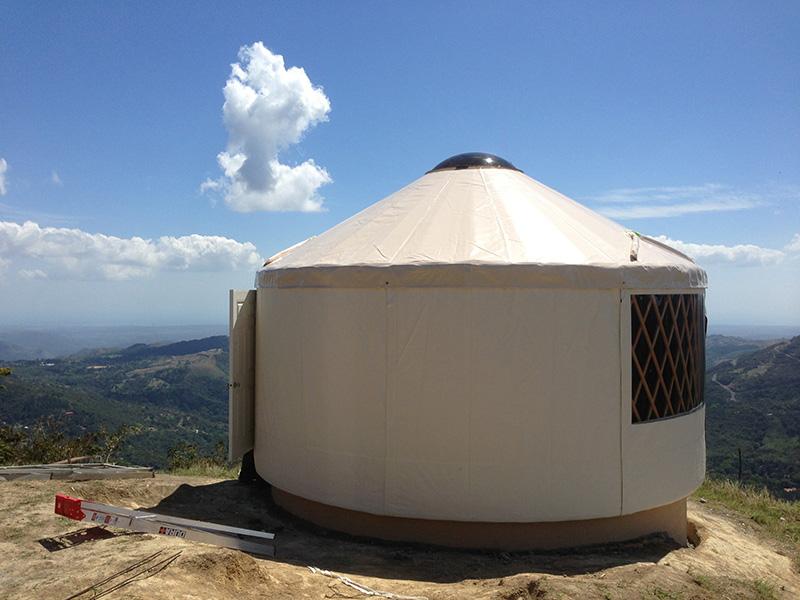 Rainier Outdoor Yurt Kits