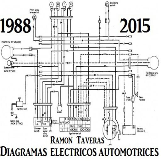 Diagramas Automotrices