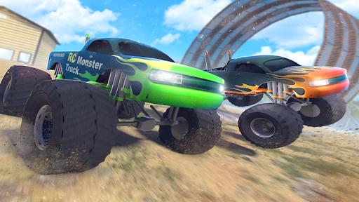 RC Monster Truck Simulator  screenshots 3