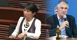 毛孟靜要求保安局交代馬凱被逐議案 立法會否決