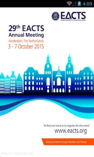 EACTS 2015