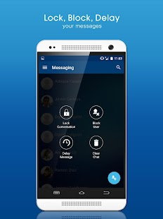 DUO: Encrypted Text Messenger- screenshot thumbnail