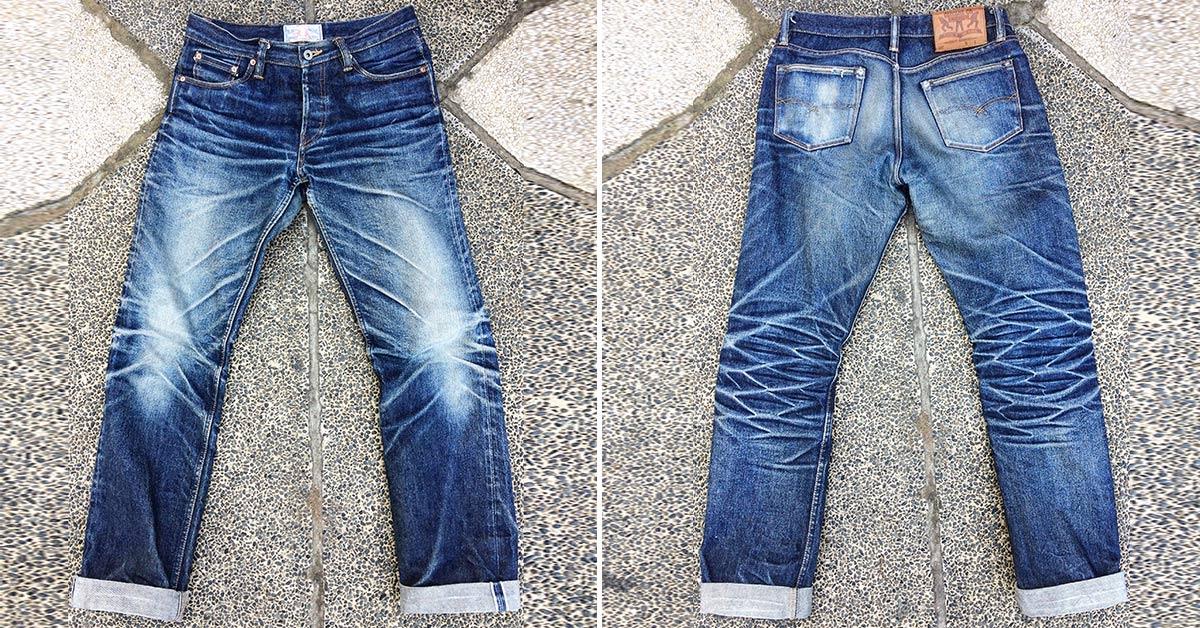 Jeans Lokal Oldblue