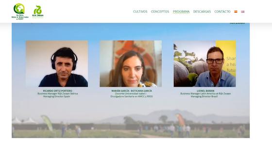 Rijk Zwaan celebra su Global Melon & Watermelon e-vent 2020