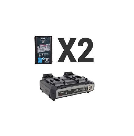 Endura 2x DUO-C150 + VL-2000S