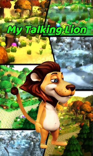 My Talking Lion 1.0.10 screenshots 1