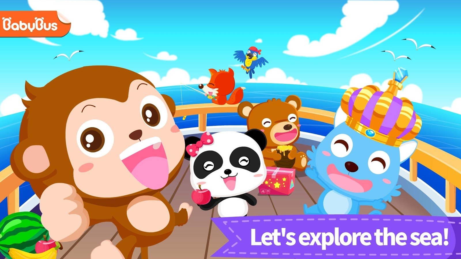 little panda captain android apps on google play