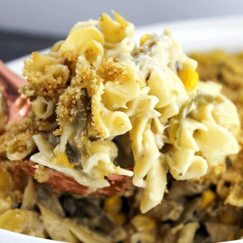 10 best tuna casserole with egg noodles recipes