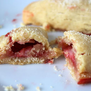 Gluten Free Strawberry And Honey Pastry Parcels