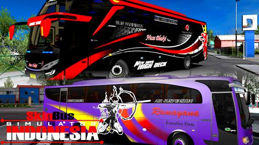livery bus simulator indonesia 11.1 screenshots 1