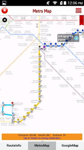 Delhi Metro Rail 6.3 screenshots 5