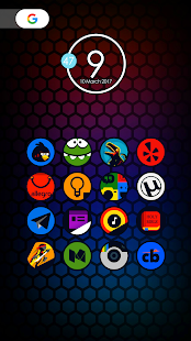 Vova - Icon Pack Screenshot