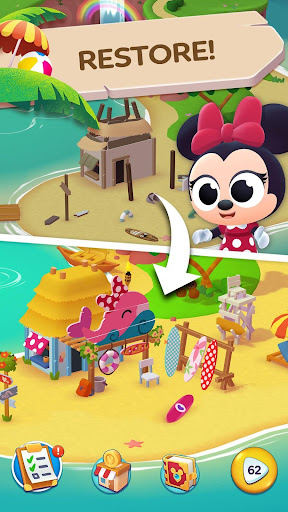 Disney Getaway Blast screenshots 4
