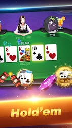 Boyaa Poker (En) – Social Texas Hold'em APK Download – Free Card GAME for Android 2