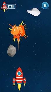 Nifty Jet Space Shooter- screenshot thumbnail