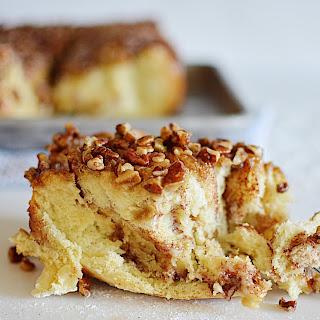 Cinnamon Pecan Rolls Recipe