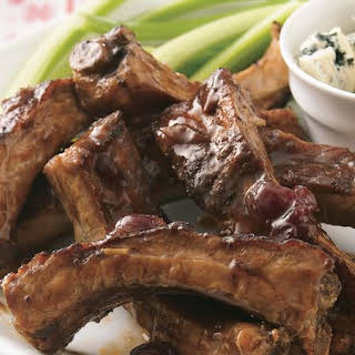 Slow-Cooker Cranberry Ribs.