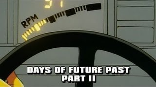 Days Of Future Past Part 2