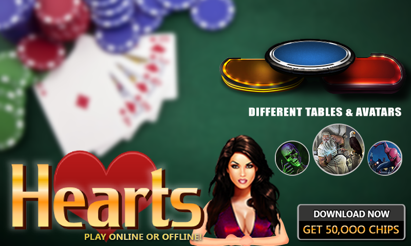 hearts card game free online
