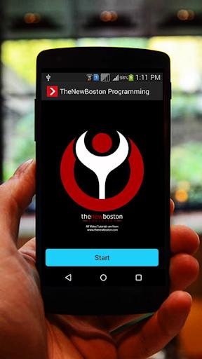 The New Boston Programming