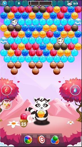 Raccoon: Bubble Shooter 1.16 screenshots 1