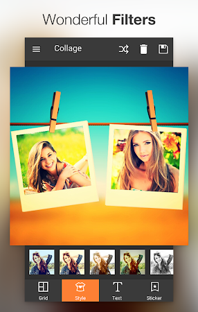 Photo editor pip collage 1.2 screenshot 1030563