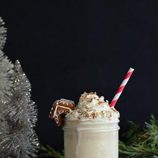 How To Make The Tipsy Ginger Milkshake.