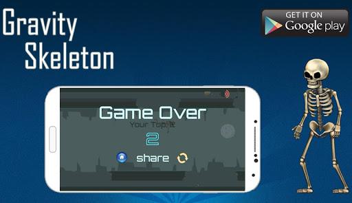 玩免費街機APP 下載Gravity Skeleton app不用錢 硬是要APP