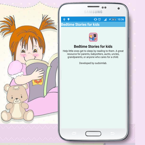 android Bedtime Stories For Kids Screenshot 6