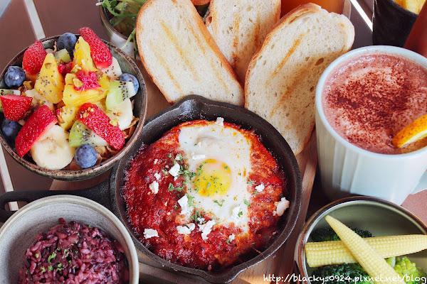 二訪位在七期的澳式早午餐Jerry's House,熱騰騰的冬季新菜單出爐囉!