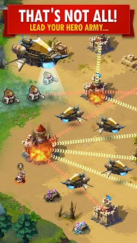 Magic Rush: Heroes APK screenshot thumbnail 10