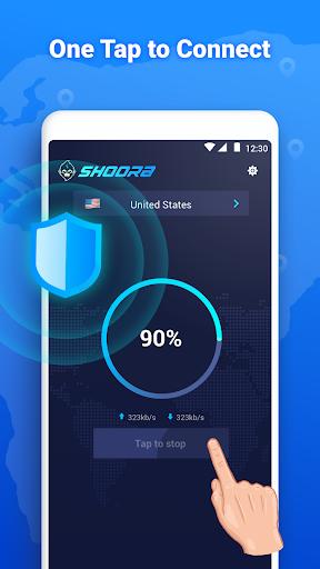 Shoora VPN screenshot 4
